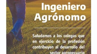 Photo of Feliz día Ingenieros Agrónomos.